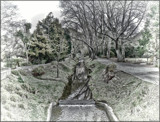 Winter In The Park by LynEve, photography->manipulation gallery