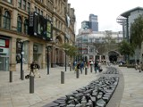 The triangle, Manchester (1) by fogz, Photography->Architecture gallery