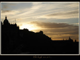 Edinburgh sunset... by fogz, Photography->Sunset/Rise gallery