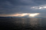 Clouds over İzmir Bay by elektronist, photography->skies gallery