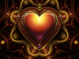 Tapestry of the Heart by nmsmith, Abstract->Fractal gallery