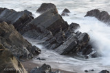 Rocks and Surf by garrettparkinson, photography->landscape gallery
