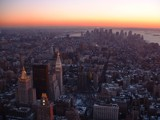 manhattan sunset by indian, Photography->City gallery