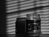 Candle in B&W by OutdoorsGuy, photography->manipulation gallery