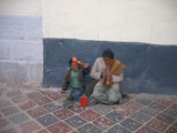 Cuzco Beggar by Happy2bTrendy, Photography->People gallery