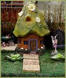 Faerie Garden - Elf House by trixxie17, photography->still life gallery