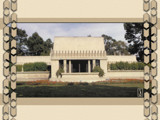Hollyhock House - Wright Stuff V by Jhihmoac, Photography->Architecture gallery