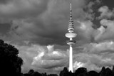 TV Tower by Ramad, contests->b/w challenge gallery