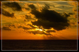 Sunset At Sea by corngrowth, photography->sunset/rise gallery