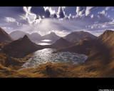 Rock Pool by artytoit, Computer->Landscape gallery