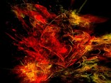 Fire in the sky by J_272004, Abstract->Fractal gallery