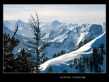 The Alps in winter by ppigeon, Photography->Mountains gallery