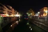 Ljubljana at night by xalpha, Photography->City gallery