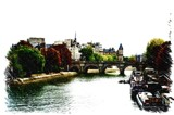 (In)Seine Impression by gr8fulted, photography->manipulation gallery