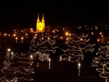 Christmas and the Cathedral by kidder, Holidays->Christmas gallery
