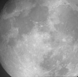 Big moon 19th March by pjme1972, space gallery