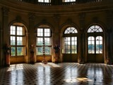 Vaux Le Vicomte - Inside looking out by Paul_Gerritsen, Photography->Castles/ruins gallery