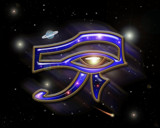 eye of horus by cro5point, abstract gallery