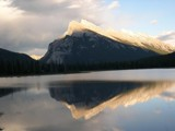 Banff National Park - Reflection Lake by tadurham, Photography->Landscape gallery
