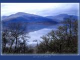 she wears a blue veil........ Loch Lomond by fogz, Photography->Landscape gallery