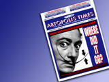Artopolis Times - Dali's Moustache Theft by Jhihmoac, Photography->Manipulation gallery
