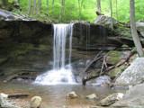 Emory Gap Falls by geolgynut, Photography->Waterfalls gallery