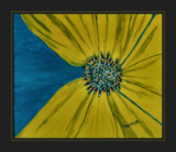 My Painting: Yellow Daisy by verenabloo, Illustrations->Traditional gallery