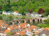 Heidelberg Germany - Alte Brücke (Karl-Theodor-Brücke) by diaz3508, Photography->Bridges gallery