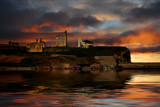 Tynemouth at  Night by shedhead, Photography->Manipulation gallery