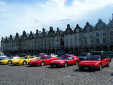 Ferraris in Arras by Paddlenround, Photography->Cars gallery