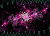 Pink Party - for Joy by jswgpb, Abstract->Fractal gallery