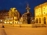 Porto - Fonte dos Leões by Nuno_Cruz, Photography->City gallery