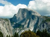 Half Dome from Yosemite Valley by Zyzyx, Photography->Mountains gallery