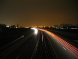 Highway by night by molefi, photography->action or motion gallery