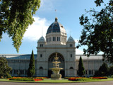 Royal Exhibition Building 1 by Samatar, photography->architecture gallery