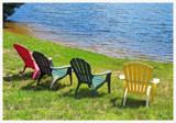 Happy Chairs by cynlee, photography->shorelines gallery