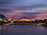 The Tyne at Night by shedhead, Photography->Bridges gallery
