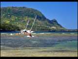 drama in hanalei bay part deux by jeenie11, Photography->Boats gallery