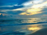 Atlantic Sunrise (Revised) by drgibson, photography->shorelines gallery