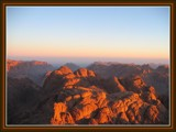 sunrise in the Sinai mountains by ekowalska, Photography->Mountains gallery