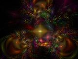 Star of Christmas by jswgpb, Abstract->Fractal gallery