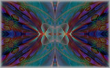 Soft As A Butterfly by Joanie, abstract->fractal gallery