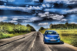 Driving to the twilight zone! by ttpicasso, Photography->Cars gallery