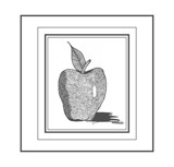 An Apple a Day....................... by verenabloo, Illustrations->Traditional gallery