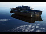 rowboat and pedalo by jzaw, Photography->Boats gallery