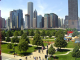 Chicago Skyline by rzettek, Photography->City gallery