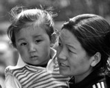 In mother's arms by ppigeon, Photography->People gallery