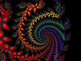 Spiral Petals by playnow, Abstract->Fractal gallery