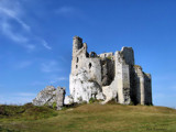 The glory of the ruins by ekowalska, Photography->Castles/ruins gallery