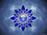Blue Jewel by NzglKing, abstract->fractal gallery